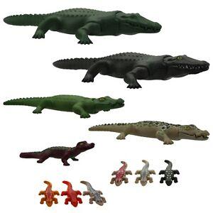Playmobil Tier Tiere Krokodil Alligator Kaiman 3229 3541 4827 6644