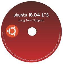 Linux Ubuntu Server 16.04 Xenial Xerus LTS Long Term Support 64 Bit DVD