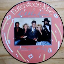 "NEW! FLEETWOOD MAC  LITTLE LIES 12"" VINYL PIC PICTURE DISC  Extremely rare!"
