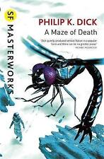 A Maze of Death by Philip K. Dick (Paperback) New Book