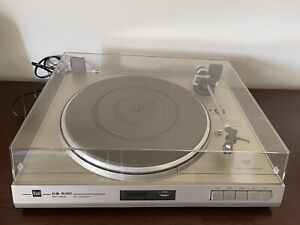 """Dual Belt Drive automatic Turntable Record Player CS 530 -Made in Germany """"Read"""""""