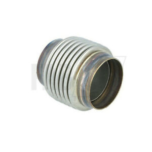 """FabCo Stainless Steel Flex Bellow For Exhaust Wastegate 1.75"""" 44.5mm"""