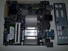 FOXCONN D270S/D250S MOTHERBOARD BUNDLE INTEL ATOM D2500 MINI ITX