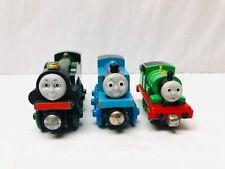 Thomas the Train Toy Set of Three Percy Emily Thomas Magnetic READ DESCRIPTION