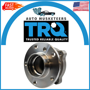 TRQ Front Wheel Bearing & Hub Assembly Driver or Passenger Side for BMW X5 X6