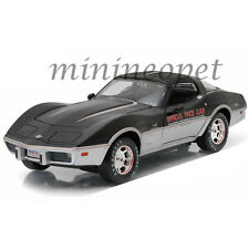 GREENLIGHT 18222 INDY 500 PACE CAR 100TH EDITION 1978 CHEVROLET CORVETTE 1/24 BK