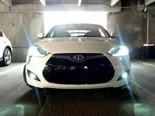 Bright white 50W H27W 881 LED bulb for HYUNDAI Veloster non turbo foglights
