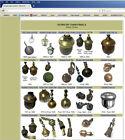 Antique Socket History/Tutor Tiffany Hubbell Edison Lamp Light Acorn Pull Chain