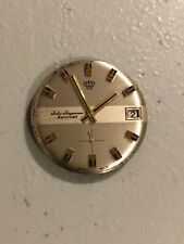 Jules Jurgensen Corp. 17 Jewel Automatic Date Wrist Watch Movement