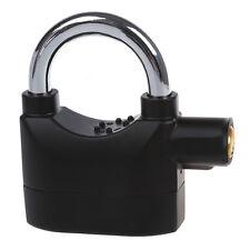 Security Shed Garage Bike Motorbike Alarm Padlock Lock L3