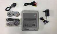 Super Nintendo Konsole+ 2 Controller + alle Kabel SNES Konsole guter Zustand