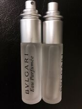 Bvlgari Au The Blanc   Eau Parfumee Purse Spray 10 ml,   Lot 2