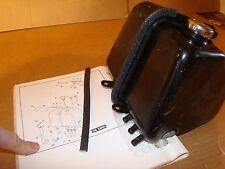 Harley FXR Oil Tank Trim OEM NOS 1984-94 62540-83 FXRT FXRS FXRP FXRD