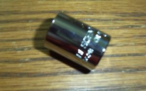 CRESCENT 12 POINT 1/2 IN DR SAE CHOOSE SIZE SOCKETS CHROME INCH  SIZES