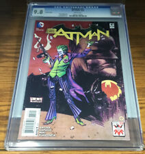 BATMAN #41 THE NEW 52 VARIANT COVER JOKER DC COMICS VF//NM CB367