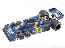 Tameo Kits 1:43 KIT TMK 208 Tyrrell P34 F.1 Winner Swedish GP 1976 Scheckter NEW
