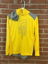BOY'S THE NORTH FACE HOODIE SHIRT SIZE L