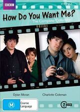 How Do You Want Me? (DVD, 2015, 2-Disc Set) - Region 4