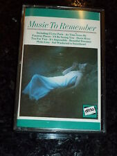 MUSIC TO REMEMBER - Vol 2 - 1971 UK 12-track Cassette