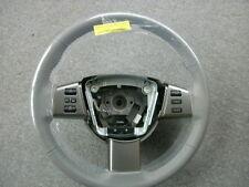 Nissan 48430-ZK10B Steering Wheel Gray Leather 2006 Nissan Maxima