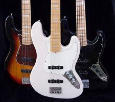 CertainBass Elita Model One Jazz Certain Bass guitar made w precision