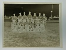 ~FANTASTIC~ 1947 Jacksonville Eagles Baseball TEAM negro leagues Ellie Lee Weems