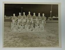 ~FANTASTIC~ 1947 Jacksonville Eagles Baseball TEAM negro leagues Ellie Lee Weems