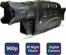 Night Vision Goggles Monocular Ir Surveillance Camera Home Gen for Rifle Scope