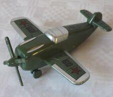 Flugzeug Flieger grün Propeller Antrieb Spielzeug NEU Mega Creative HT 09