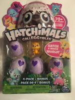 Hatchimals Colleggtibles - 4-Pack (Colors/ Styles May Vary) Season 1