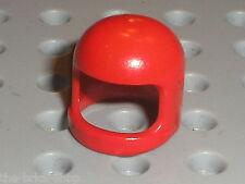 Casque LEGO Espace Space Minifig red helmet 3842a /Set 6970 497 928 926 493 6952