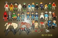 Playmobil Lot of Western Native American Indian mixed medic l Figures