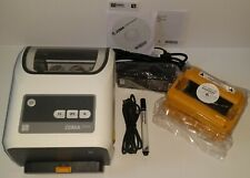 Zebra ZD420 300 dpi USB Ethernet Bluetooth Peeler Barcode Printer ZD42H43-C01E00