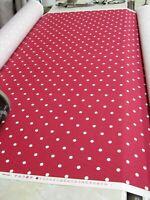 Poli Algodón Vichy Gingham 1cm cheque Craft Cortina Suave tejido de mobiliario Vestido
