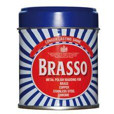 Brasso Metal Polacco Tarnish Guard tin-brass, RAME, ACCIAIO INOX, CROMATO 75g