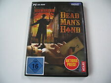 Dead Man's Hand     (PC)      Multilingua
