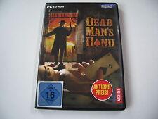 Dead Man's Hand     (PC)      Multilingua