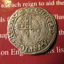 More details for charles first hammered silver groat aberystwyth mint 1638-42. spink 2891