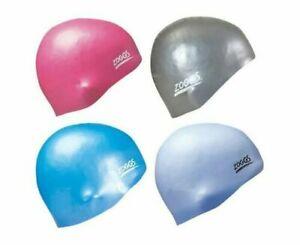 Zoggs Easy Fit Silicone Swim Cap