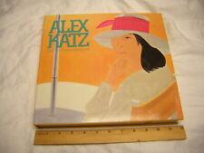 Contemporary Artists Ser.: Alex Katz by Irving Sandler (hardcover, 1979)