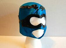 Blue Mesh LUCHADOR KIDS Mask lucha libre wwe libre Halloween NEW Costume 2