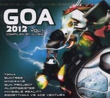 Various - Goa 2012 Vol.1 (OVP)