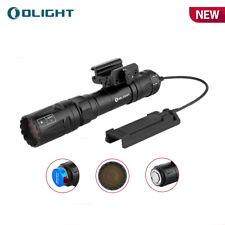 Olight Odin Turbo 330-lumen Magnetic USB Charging LEP Tactical Flashlight Black