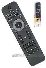 Remplacement télécommande universelle pour philips tv led lcd