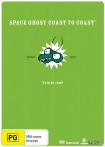 Space Ghost Coast To Coast : Season 3 (DVD, 2008, 2-Disc Set)-