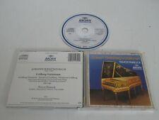 Trevor Pinnock, J.S.BACH – Goldberg Variations/Archiv Production – 415 130 2
