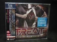 TREAT Tunguska + 1 JAPAN SHM CD + DVD Last Autumn's Dream Talisman Alfonzetti