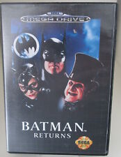 Batman Returns (Sega Mega Drive) PAL OVP/Modul/Anleitung