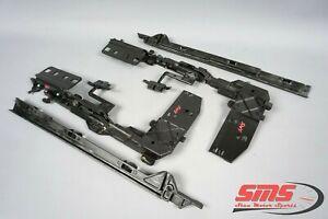86-95 Mercedes W124 E320 300E 500E Sunroof Arm Angle Lift Bracket Set OEM 70K