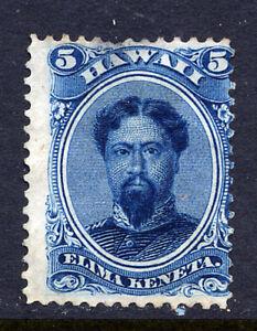 Bigjake: Hawaii, #32, 5 cent King Kamehameha